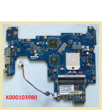 K000103980 para toshiba satellite l670d l675d amd placa-mãe do portátil, LA-6053P, categoria a