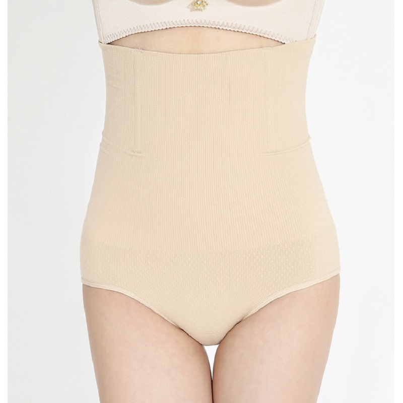Frauen Breathable hohe Taille festziehen Bauch  Postpartale Taille Gürtel Shaper
