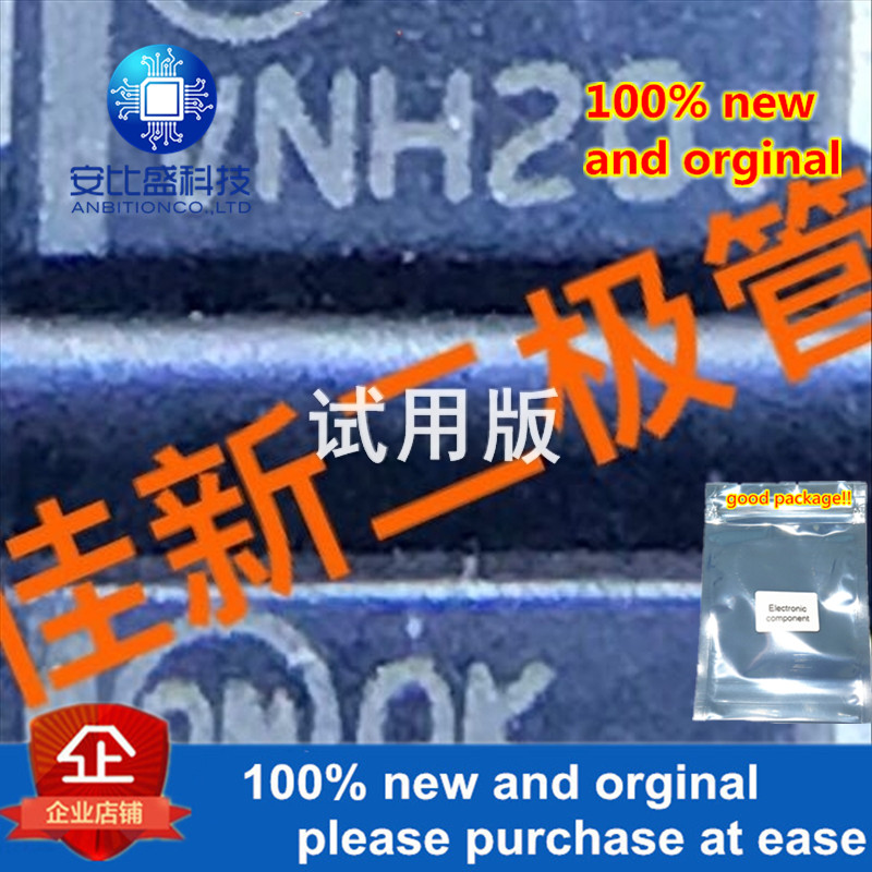 25-50pcs 100% New And Orginal 1SMA6.5AT3G DO214AC Silk-screen QK  In Stock