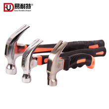 Multi-Function Hammer Portable Mini Shockproof Nail Hammer Magnetic Anti-slip Claw Hammer Escape Household Woodworking Hand Tool bosi persian tool fiberglass handle fitter electrician hammer small hammer hammer escape hammer pliers bs g302a specials rasp dr