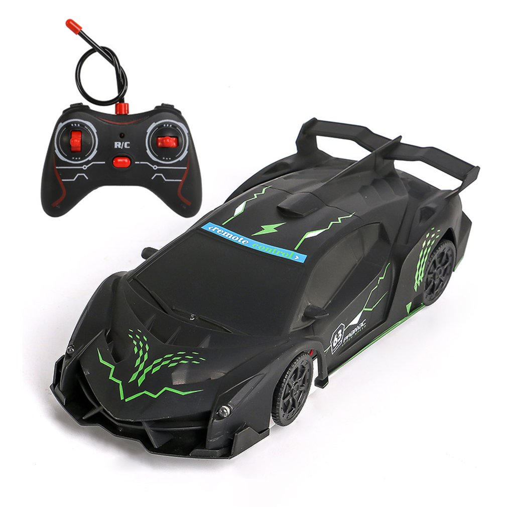 4CH Remote Control RC Car Wall Climbing Sport Racing Car Rechargeable Stunt Toys Thunder Cool Car