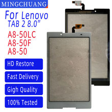 8.0 Inch Voor Lenovo Tab 2 A8-50F A8-50LC A8-50 Touch Screen Digitizer Sensor Glas Digitizer Panel