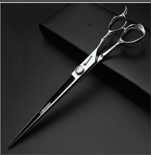 8-inch high-quality flat shear professional hair scissors