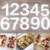 0-8 цифр форма для торта нож для печенья Confeitaria Maker день рождения торт Декор инструмент для выпечки большое количество форма для торта