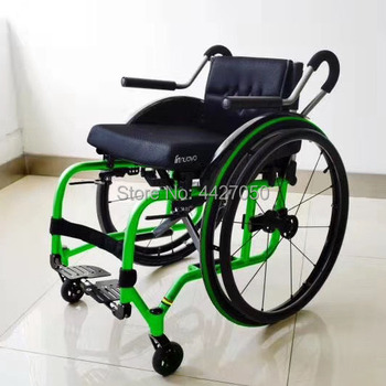 2020 hot sell Free shipping  manual wheelchair disabled sports scooter Sports wheelchair