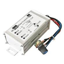 9V-60V 20A DC Motor Speed Regulator Pulse Width Modulator PWM Control Switch Governor 12V 24V 60V