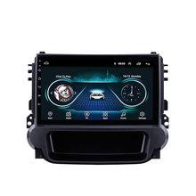 Radio con GPS para coche, reproductor Multimedia con Android 8,1, 2 din, pantalla táctil de 9 pulgadas, para Chevrolet Malibu 2012, 2013, 2014