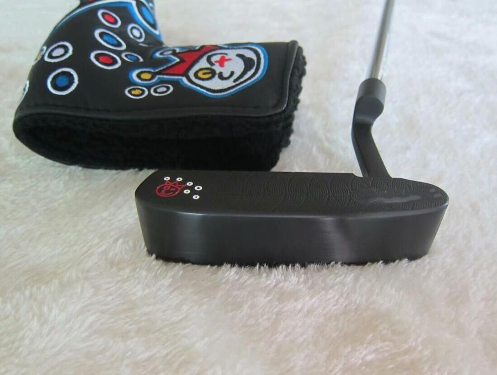 New Black 009-M Golf Putter 33 34 35