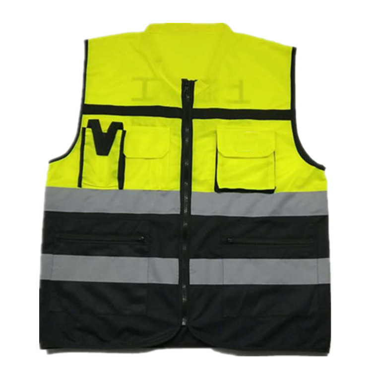 Reflective Vest Strength Manufacturers Strength New Style Reflective Vest Work Site Leadership Reflective Clothing