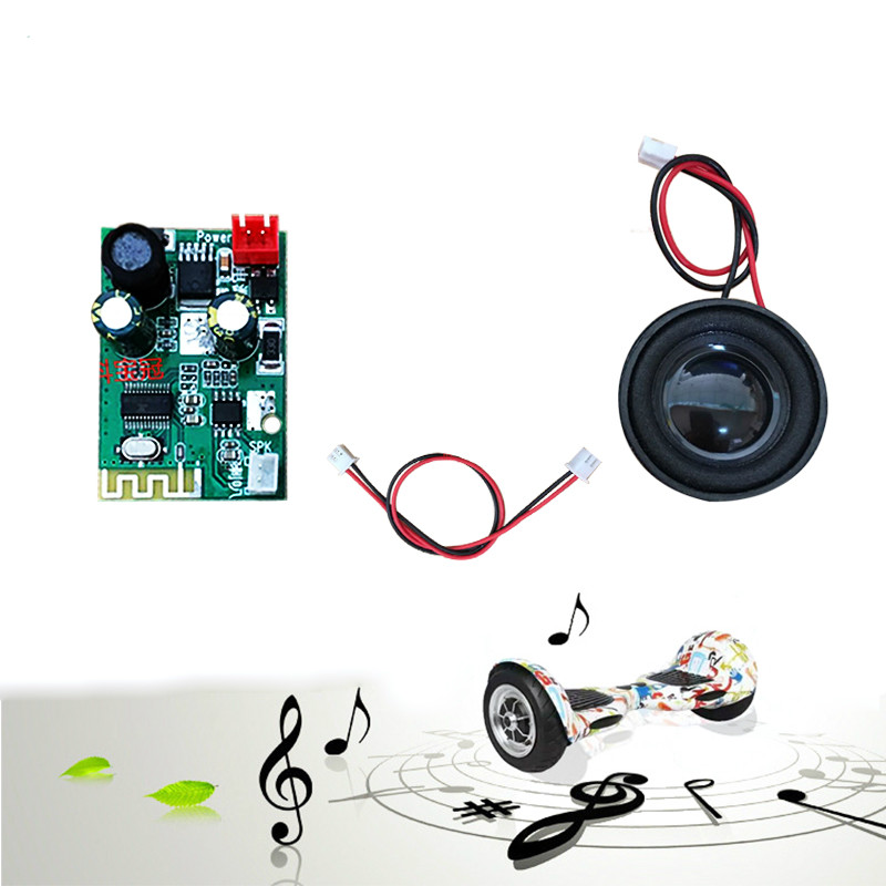 Electric Self-balancing Scooter Bluetooth Module Main Board Match 36V-60V Music Horn Universal Two Wheel Torsion Car Accessorie