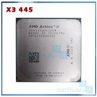 AMD Athlon II X3 445 3 1 GHz Triple Core CPU Prozessor X3 445 ADX445WFK32GM Buchse AM3 938pin-in CPUs aus Computer und Büro bei