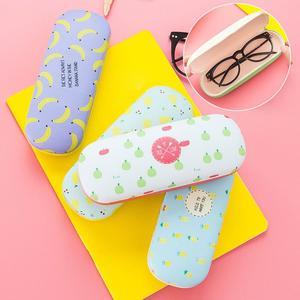11.11 Portable Eye Glasses Case Hard Box Student Sunglasses Holder Protector Container Christmas gift carebears чехол ддя очков(China)