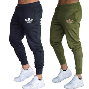 Trousers Clothing Sweatpants Joggers Running-Pants Bodybuilding Sporting Men's High-Quality