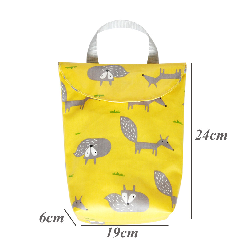 2019 New Print Diaper Bag Maternity Waterproof Fashion Baby Bag For Infant Care Changing Storage Bags On Travel Strollers Bag in Diaper Bags from Mother Kids