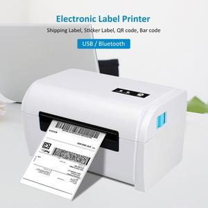 Image 4 - NETUM Thermische Label Drucker mit Hoher Qualität 110mm 4 zoll A6 Label Barcode Drucker USB Port Arbeit mit paypal etsy Ebay USPS