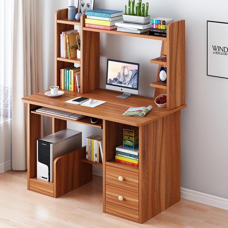VIP Simple Computer Desk Desktop Table Household Modern Creative Simple Economical Desk Students Bedroom Writing Desk