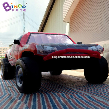 Bingo® 8m Length Inflative Lorry/Inflatable Truck Model Toy for Exhibition/Adverting DIsplay