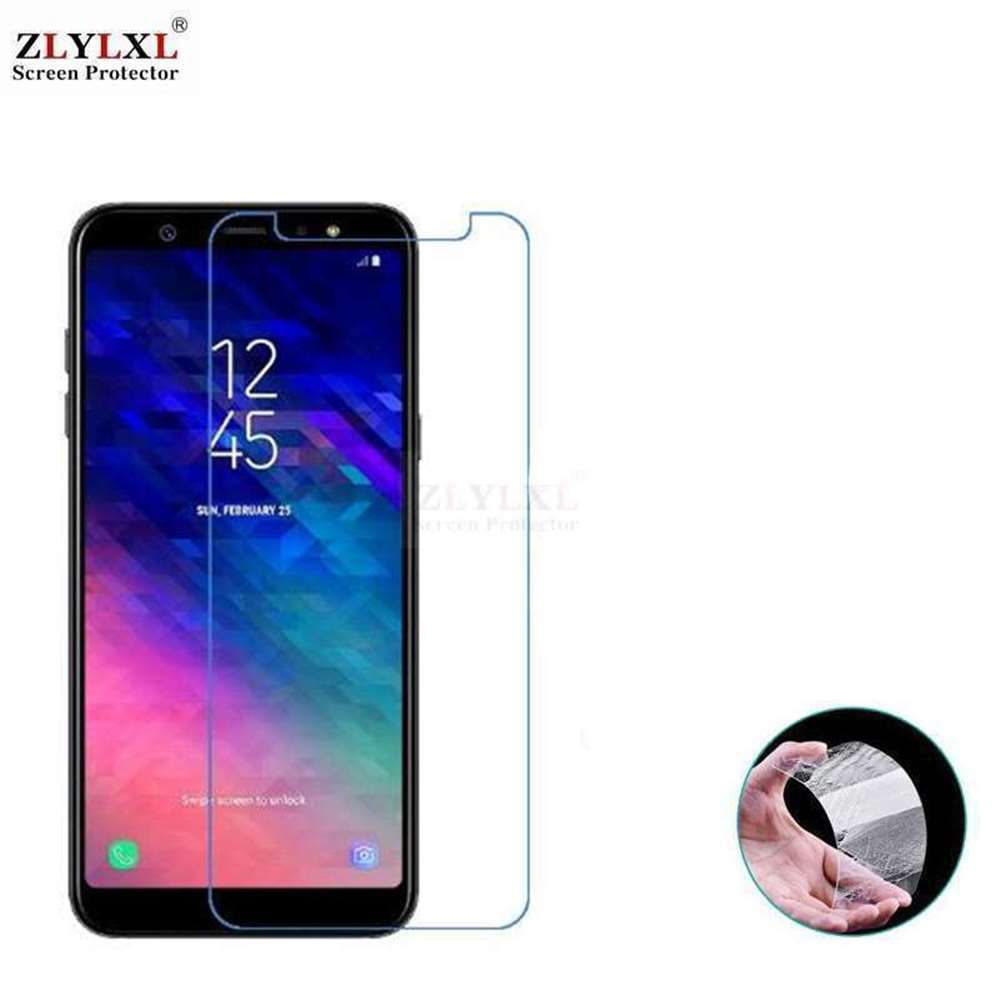 Tempered glass for samsung Galaxy A6 SM-A600FN screen protector protective film