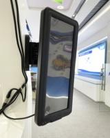 12.3 inch HD Blind Spot Rear View Mirrors Camera Backup Monitor Camera System