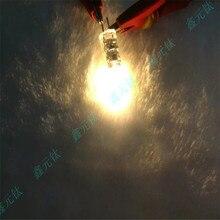 G4 1505 COB 12V white warm white LED lighting beads High light crystal lamp 2W MINI LED 5pcs/lot