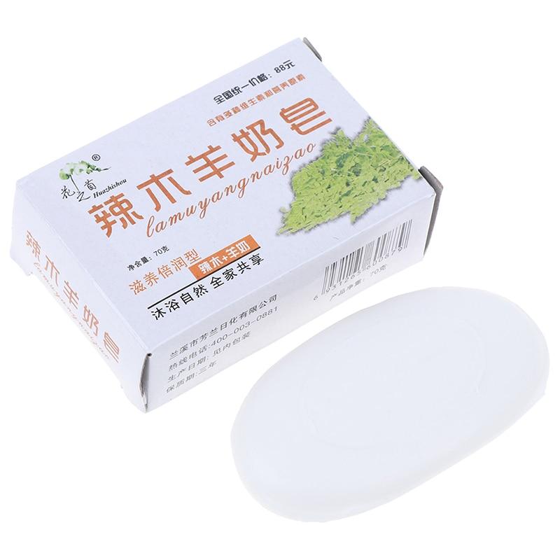 Handmade Soaps Well  Kin Whitening Bathing Tool Milk Soap Goats Milk Bath Soap Face Body Whitening Cleansing Skin Care