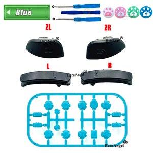 Image 4 - زر التحكم لـ Nintendo Switch Pro ، زر الاستبدال لـ ZL ، ZR ، L ، R ، جزء الإصلاح