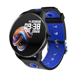 T6 smart bracelet 1.3 inch full screen touch metal appearance heart rate blood pressure sleep monitoring multi-sports mode step