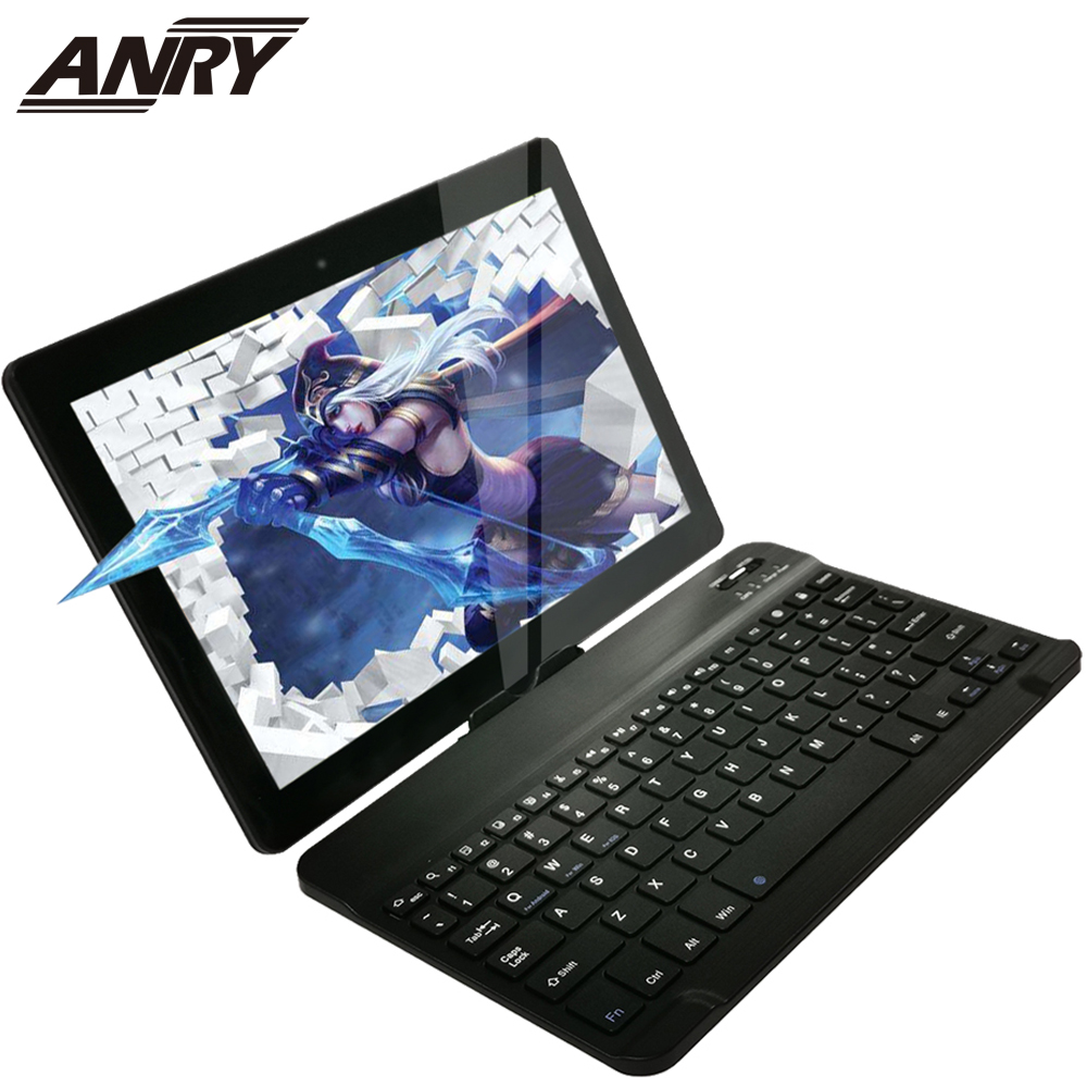 ANRY 10 Inch Octa Core 2019 Original Powerful Android 7.0 Tablet Pc 64G ROM  Phone Call Tablet With Bluetooth Keyboard And Mouse