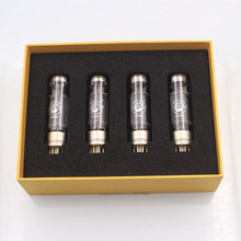 T-017 4 pçs psvane el34ph tubo de vácuo substituir el34 6ca7 tubos para alta fidelidade intage amplificador de áudio alta fidelidade diy novo combinado quad