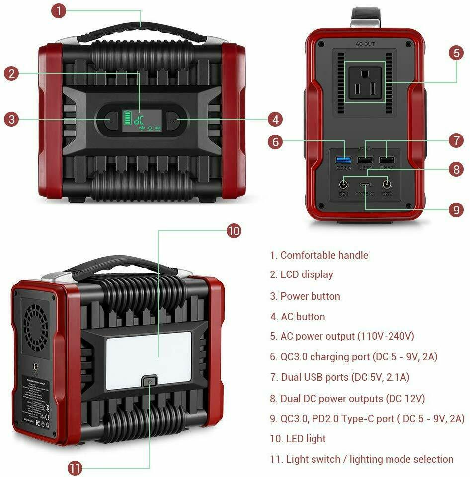 ZEEPIN-222Wh-Power-Station-Portable-Generator-Solar-60000mAh-_57