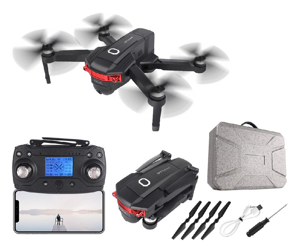 LeadingStar X46G Portable GPS 5G WiFi FPV with 4K Dual Cameras Brushless RC Drone|RC Helicopters| |  - title=