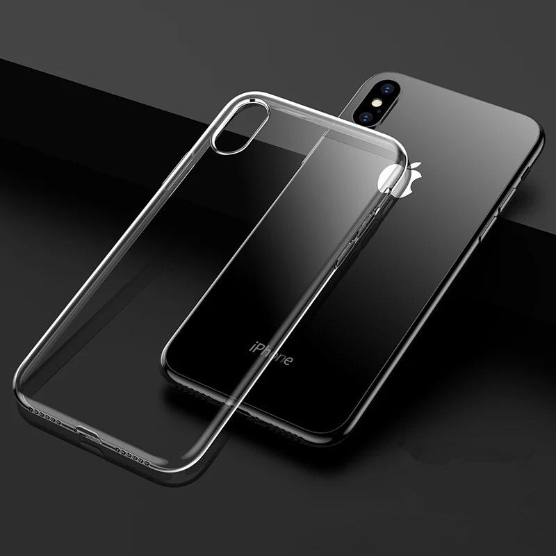 Image 4 - Rsionch Clear Silicone Soft TPU Case for iPhone11 Pro Max X XS XR XS Max Transparent Phone Case for iPhone 11Pro 6 7 8 6S Plus 5
