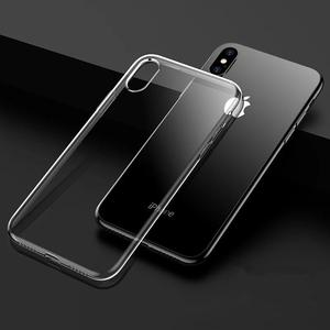 Image 4 - Rsionch Şeffaf Silikon Yumuşak TPU iphone için kılıf 11 Pro Max X XS XR XS Max Şeffaf Telefon iphone için kılıf 11Pro 6 7 8 6S Artı 5 5 S