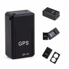 GF07 Magnetic Mini Car Tracker GPS Real Time Tracking Locator Device Magnetic GPS Tracker Real-time Vehicle Locator