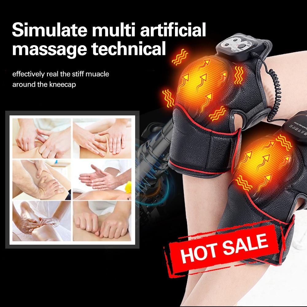 Heat Therapy Knee Brace