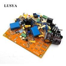 Lusya LEM COPY réplica lehmann amplificador de áudio linear, kits diy ac 15v t0076