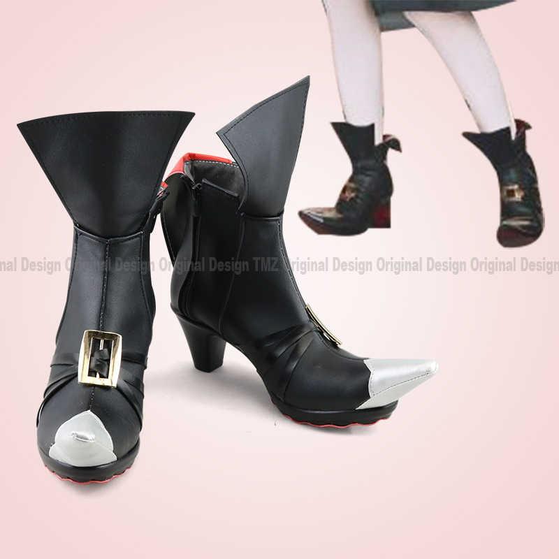 Final Fantasy Xiv Ff Male Miqo/'te Cosplay Costume Boots Boot Shoes Shoe UK