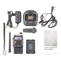 vhf uhf Baofeng-BF-UVB2PLUS Talkie Walkie DMR 10W VHF / UHF Dualband 136-174 / 400-520MHZ רדיו שני הדרך FM ????? ווקי טוקי ????? ??????? (4)