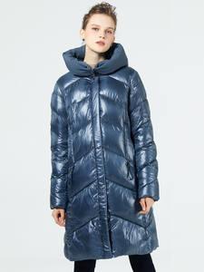 GASMAN 2019 брендовые модные толстые женские зимние пуховики с капюшоном женские куртки новые зимние женские пальто партки большой размер 5XL 6XL