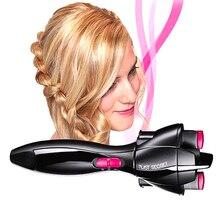 Electric Battery Hair Braider Automatic Twist Braider Knitting Device Machine Br