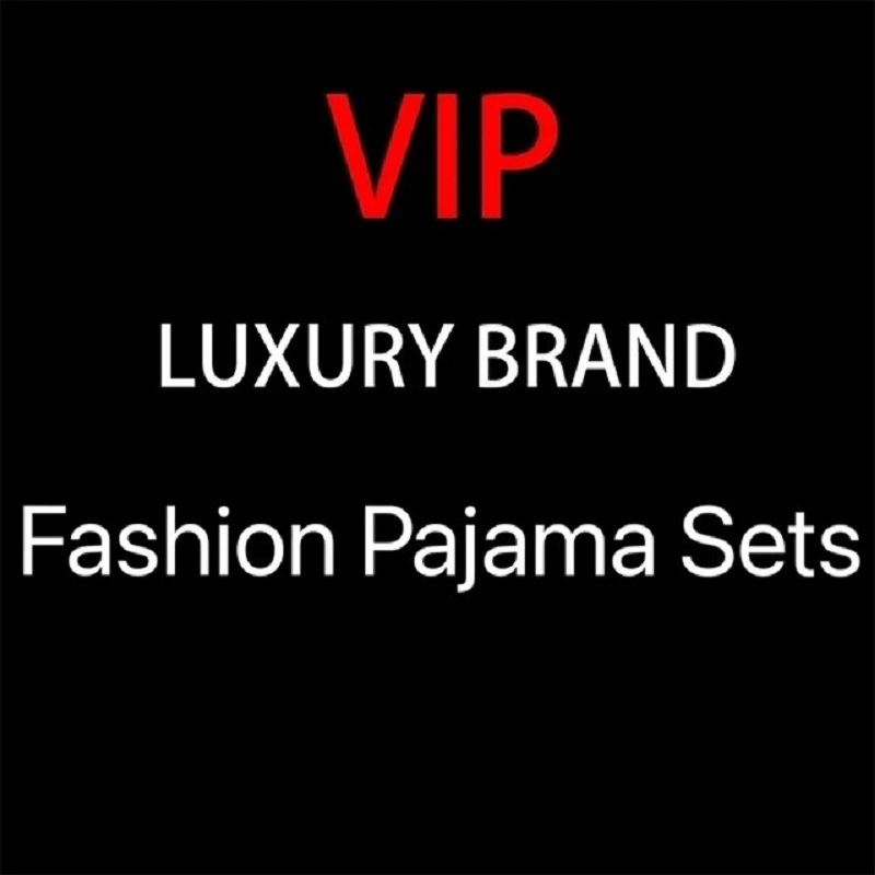 C1-C25 Short Sleeve Short Pants Pajama Sets For Women Fashion Brand Designer Luxury Classic Pijamas Girl's Silk Sleepwear 2 Pcs