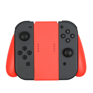 Image 2 - Comfort Grip Handle Bracket For NS Nintend Switch Plastic Holder For Switch Console Support Holder Charger