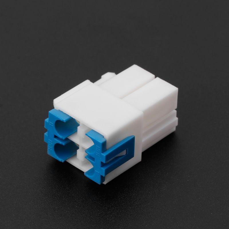 4 Pin Short Wave Radio Power Supply Socket Cable Cord Connector For ICOM IC-7000 IC-7600 FT-450 TS-480