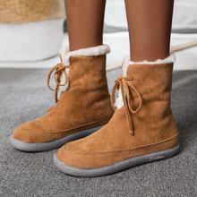 Женские сапоги на снежную погоду; Женская обувь 2020 зимняя