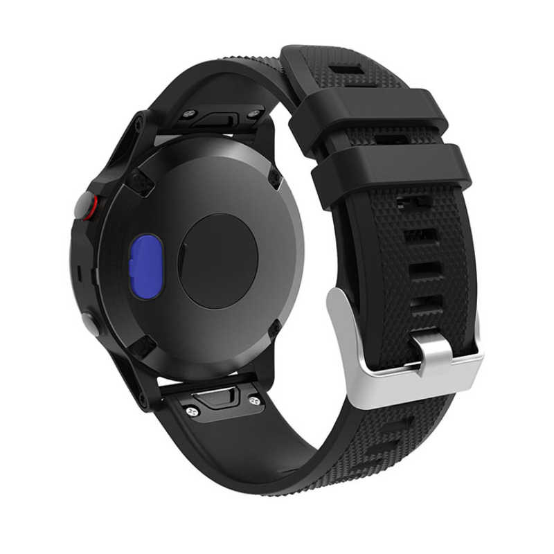 Della Polvere del Silicone Cappucci di Protezione Per Garmin Fenix 5 5x5S Plus Forerunner 935 Wristband Porta Resistente Per Vivoactive 3 SmartWatch