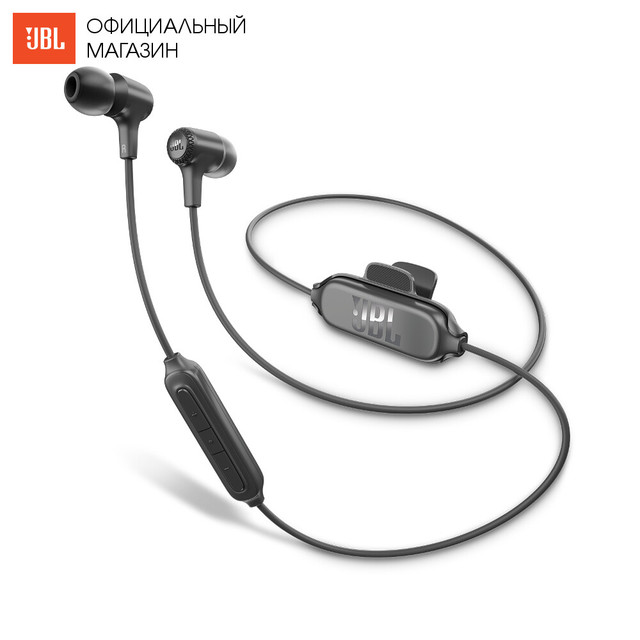 Earphones & Headphones JBL E25BT Portable Audio headset Earphone Headphone Video with microphone