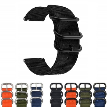 Nylon Band Strap For Suunto 9/D5/9 Baro/Spartan Sport Wrist HR Smart Watch Replacement Watchband Steel Pin Buckle Strap 24mm milanese loop stainless steel strap for suunto spartan sport metal bands replacement watchband strap for suunto spartan sport
