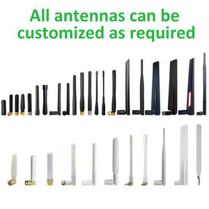 Image 5 - 2.4 GHz Antena wifi 5dBi złącze męskie SMA 2.4 ghz Antena wifi Antena 2.4G wodoodporna bezprzewodowy dostęp do internetu Antena dla bezprzewodowy router wifi