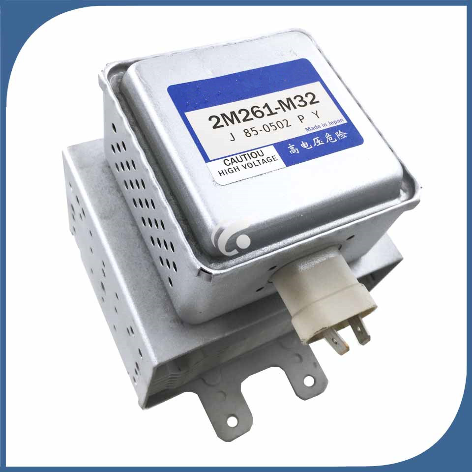 good work for PanasoniMicrowave Oven Magnetron for 2M261-M32 = 2M236-M32 Magnetron Microwave Oven Parts,Microwave Oven Magnetron