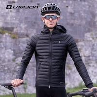 Lambda autumn and winter windproof cycling jacket, road bike mountain bike bicycle bike windbreaker warm jacket cotton